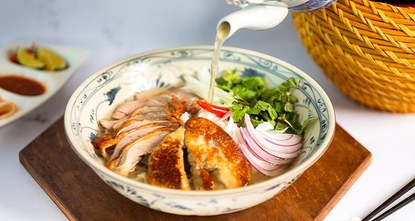 Hanoi hotel local delight takeaway menu