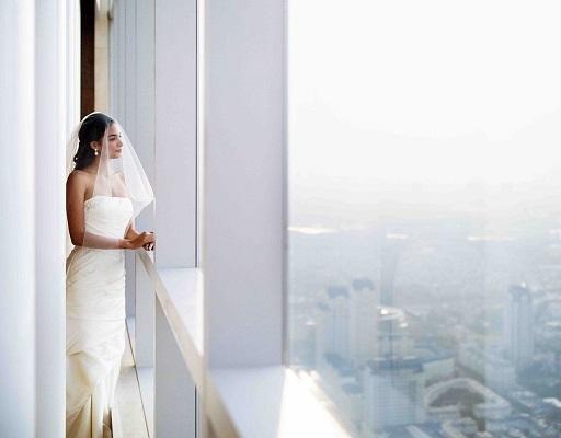 tiệc cưới tại intercontinental hanoi landmark72