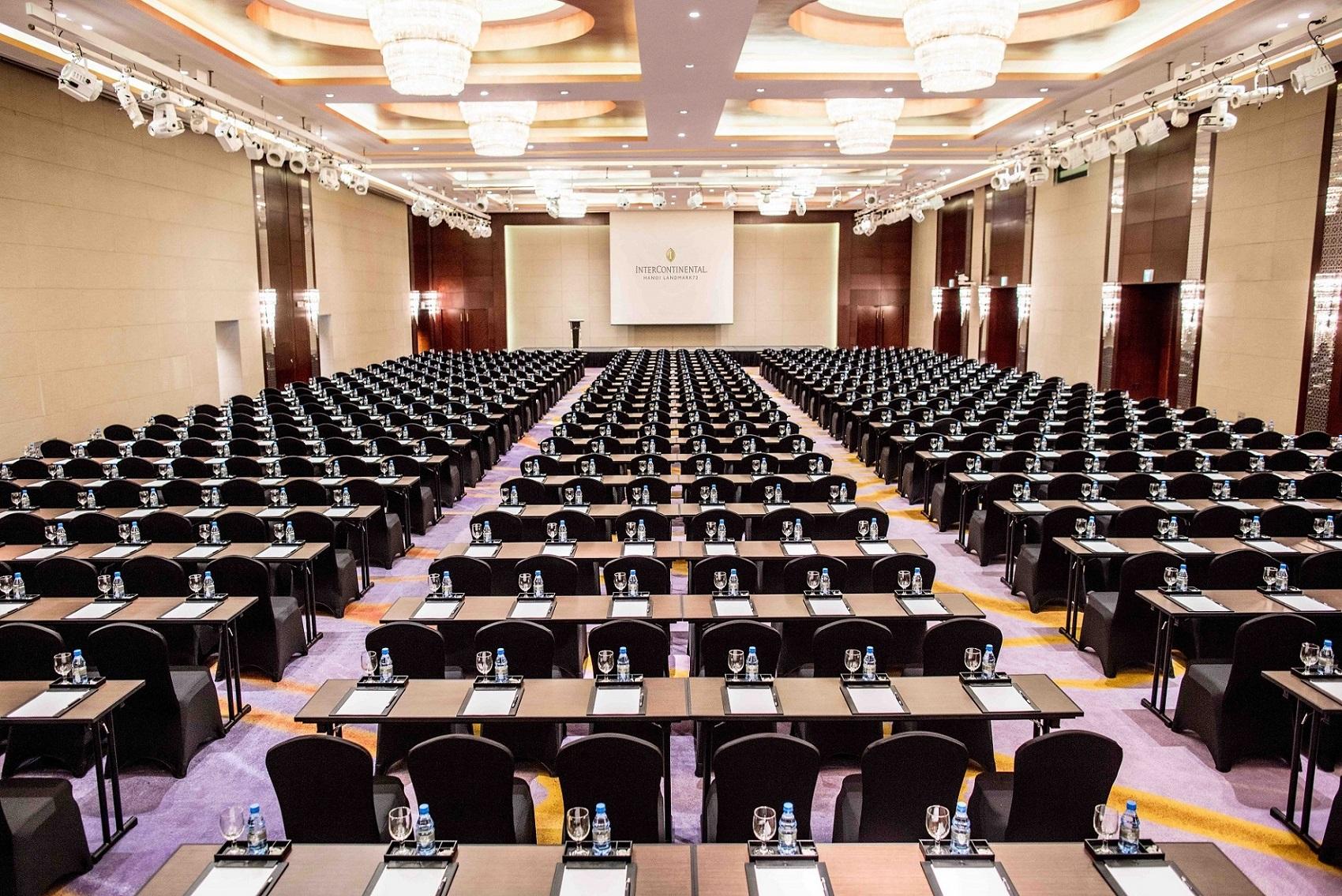 Hanoi hotel conference venue