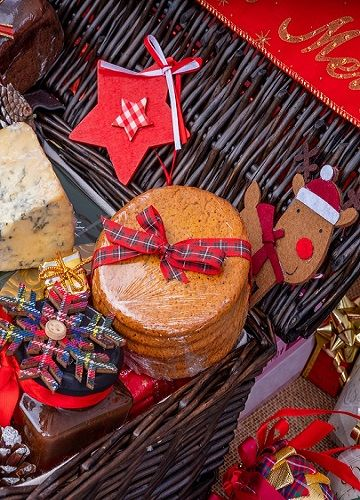 christmas cookies at intercontinental hanoi landmark72 hanoi city hotel