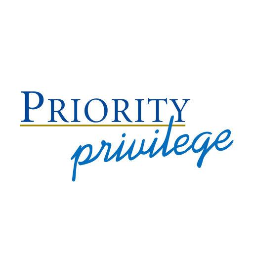 logo chương trình thành viên priority privilege tại khách sạn intercontinental hanoi landmark72