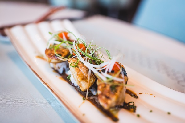 Authentic and succulent seafood at a luxury restaurant at InterContinental Hanoi Landmark72, the tallest hotel in Hanoi