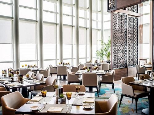 Nhà hàng 5 sao sang trọng tại intercontinental hanoi landmark72 khách sạn 5 sao cao nhất Hà Nội