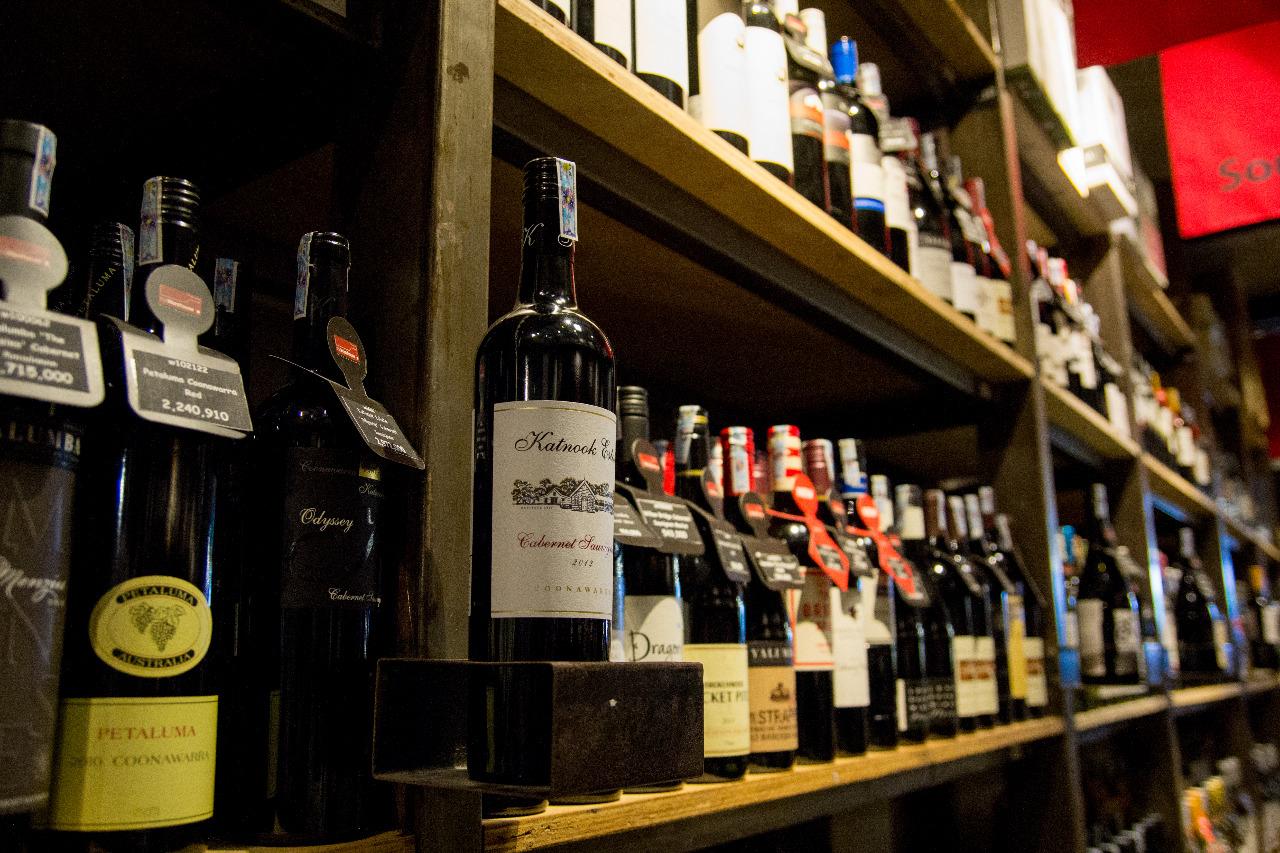 wine pairing recommendation from Hanoi hotel restaurant
