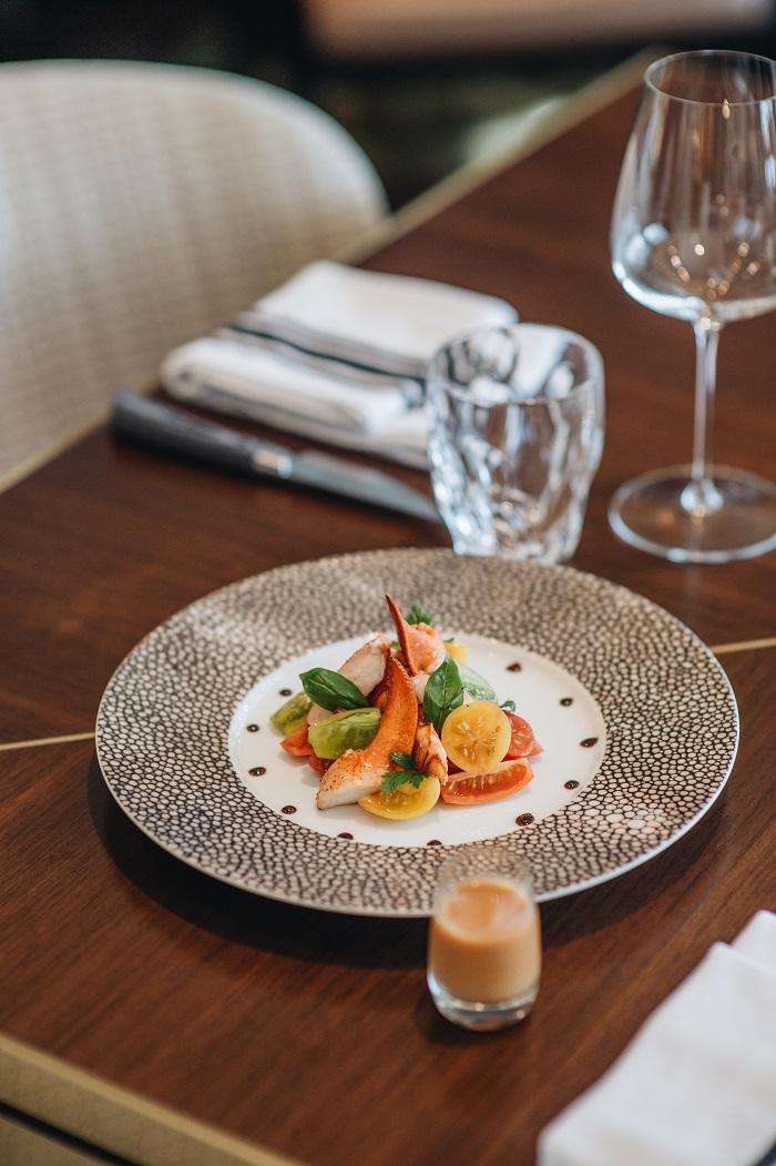 gourmet recipes from Hanoi hotel restaurant