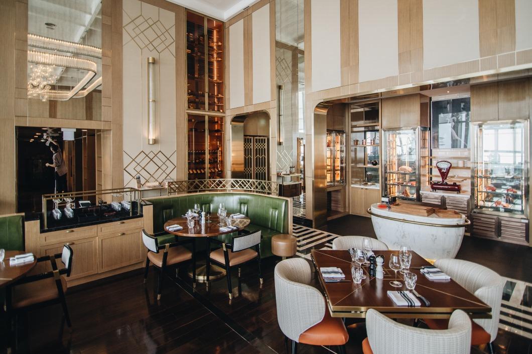 Hanoi hotel restaurant Stellar Steakhouse