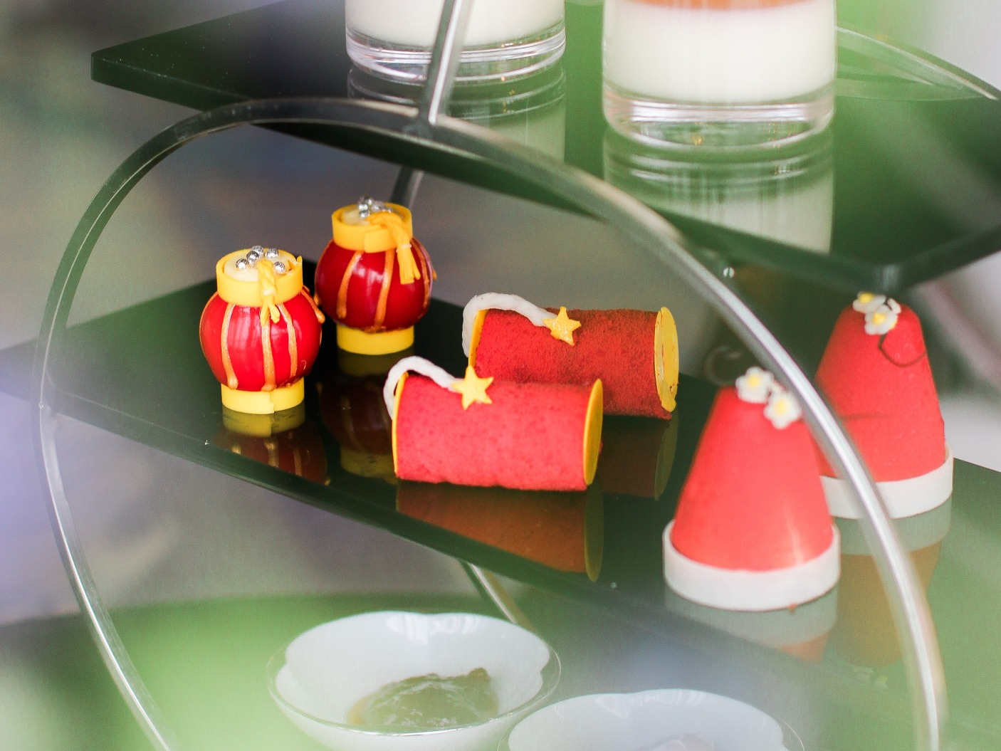 intercontinental hanoi afternoon tea spring 2021