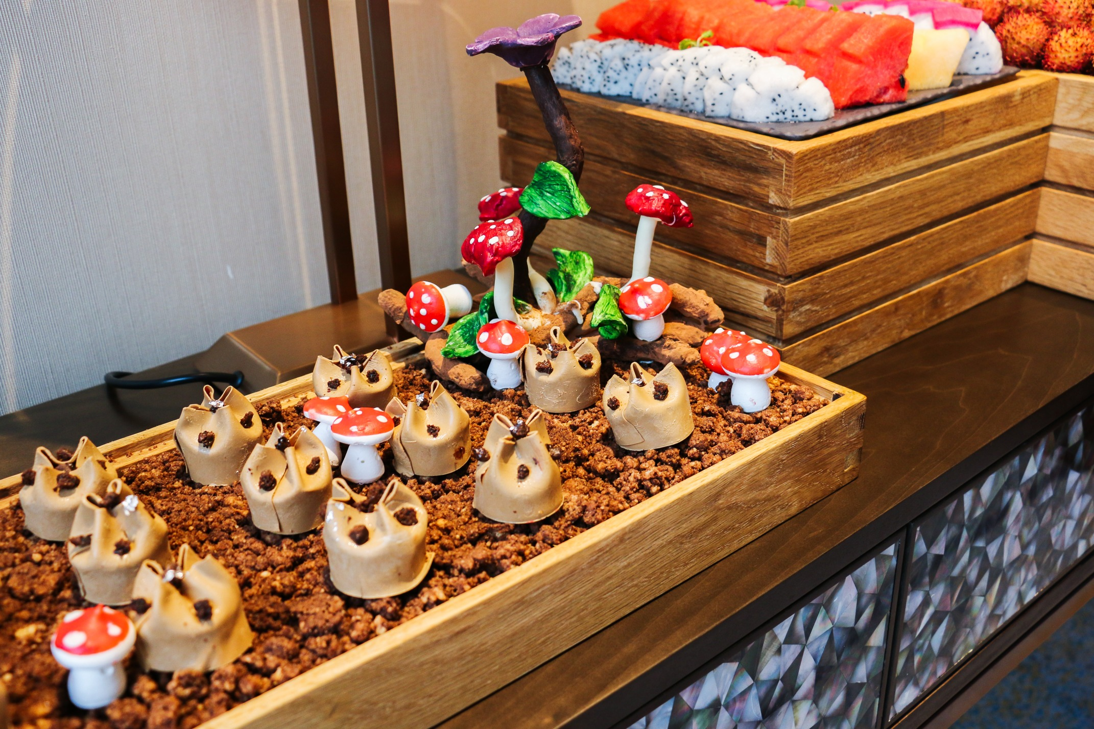 coffee break at hanoi 5 star luxury hotel