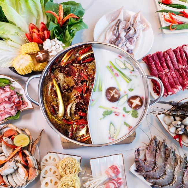 intercontinental hanoi hotel hotpot restaurant