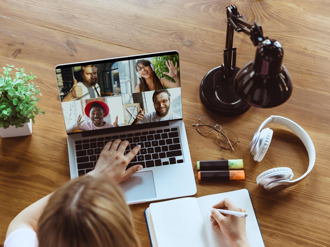 intercontinental hanoi online meeting in room