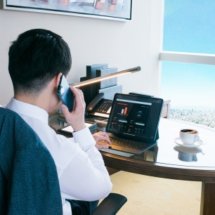 intercontinental hanoi work from hotel package deal