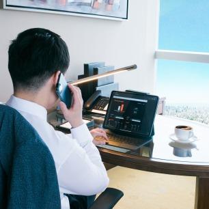 intercontinental hanoi họp trực tuyến tại khách sạn