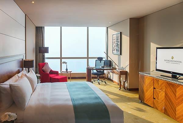 Hanoi 5-star hotel premier hotel room