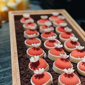 Các món tráng miệng buffet tại khách sạn ở Hà Nội