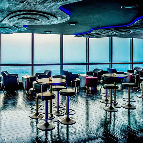 Vietnam Hanoi hotel Q bar