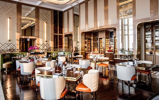 steakhouse nhà hàng steak sang trọng tại intercontinental hanoi landmark72 khách sạn 5 sao tại hà nội