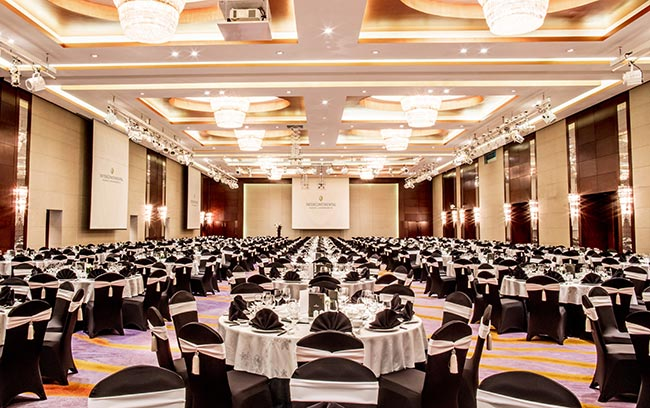 hotel event space in Hanoi