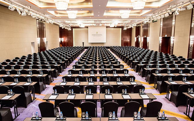 hotel conference venues in Hanoi Vietnam