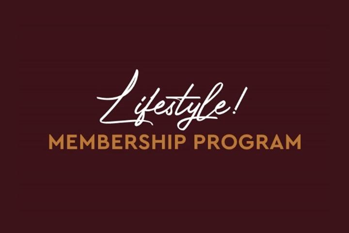 logo of lifestyle membership program for luxury dining in hanoi at intercontinental hanoi landmark72