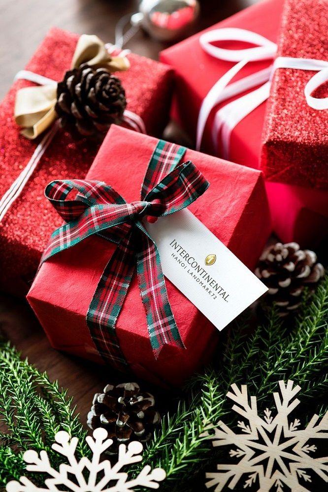 quà tặng mùa lễ hội tại intercontinental hanoi landmark72 khách sạn sang trọng cao nhất hà nội