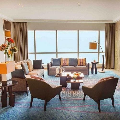 InterContinental Hanoi Landmark72 presidential suite